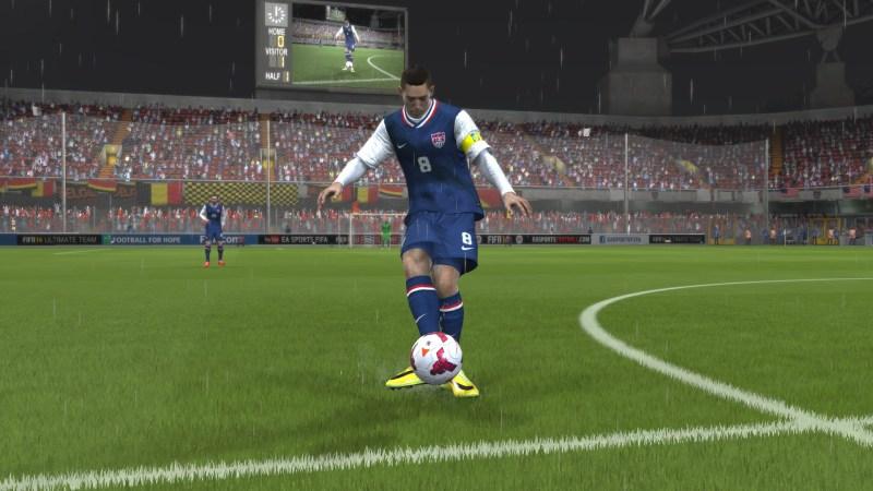FIFA 14 Dempsey