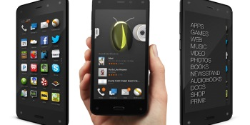 Why Amazon didn't go cheap with the Fire Phone