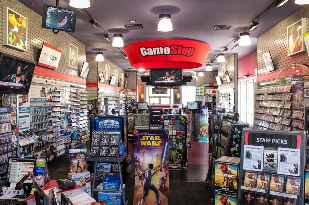 Digital Distribution Isn T Killing Gamestop It S Only Making It Stronger Venturebeat