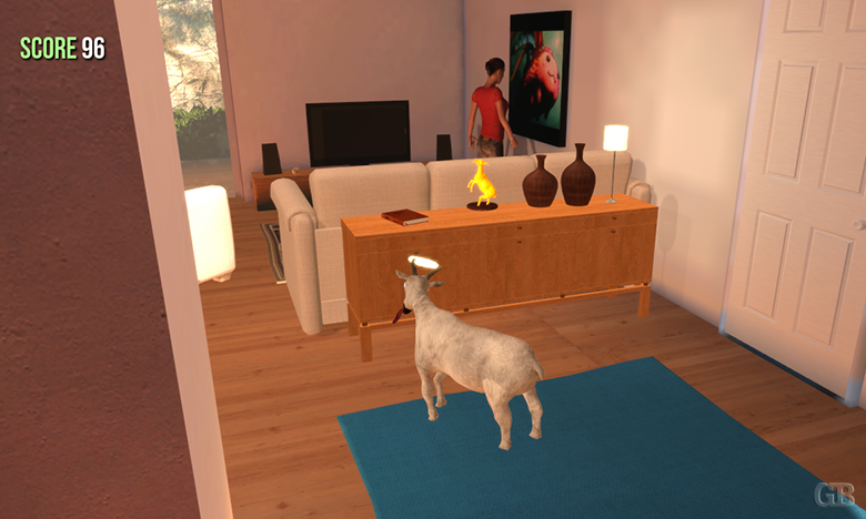 goat simulator how to beat all quests find all trophies and rh venturebeat com goat room dark dawn goat in a rug