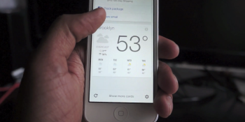 Google Now for Android gains the ability to show cards from third-party apps
