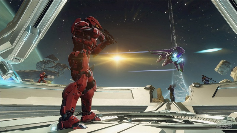 Halo 5 Normal Ending