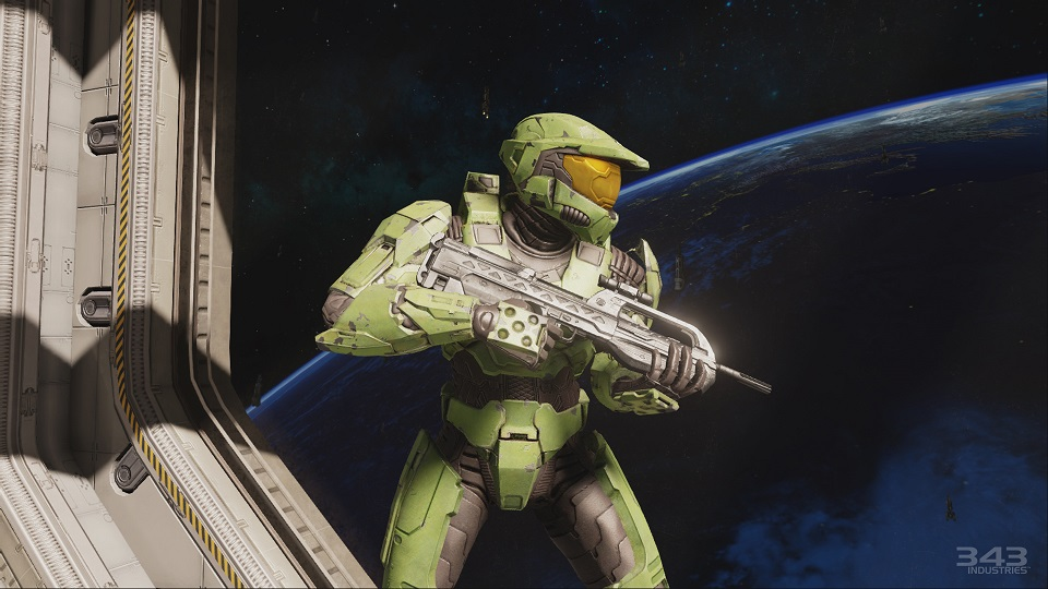 Halo: The Master Chief Collection - Master Chief
