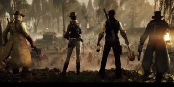 Walking dead in the Wild West — Hunt: Horrors of the Gilded Age is Crytek's new co-op zombie-hunting game