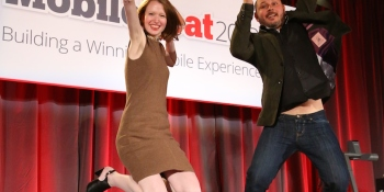 30 new MobileBeat speakers, and tickets shoot up $200 at 5 p.m. Pacific today