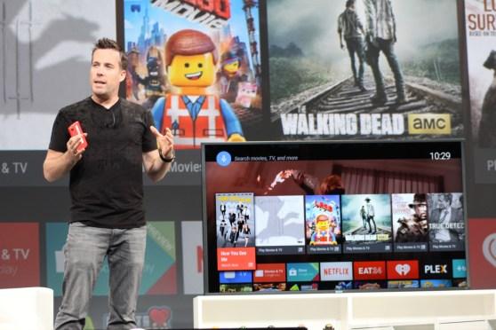 TV -- Google I/O 2014