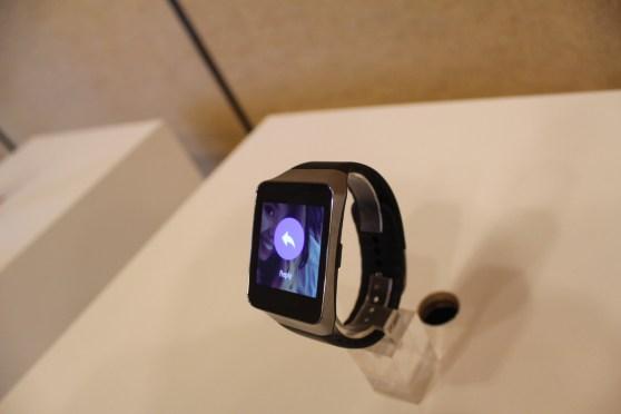 Samsung Gear Live reply
