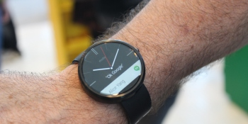 Out of 4.6M wearables shipped in 2014, only 720K were Android smartwatches