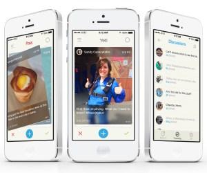 Yeti app -- social discovery