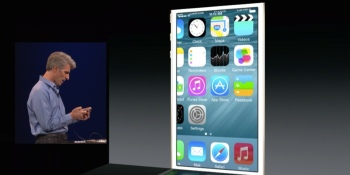 Apple's Cook: iOS beats Android by pushing OS updates to all users