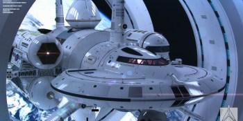 NASA's new 'IXS Enterprise' is a spaceship worthy of James T. Kirk