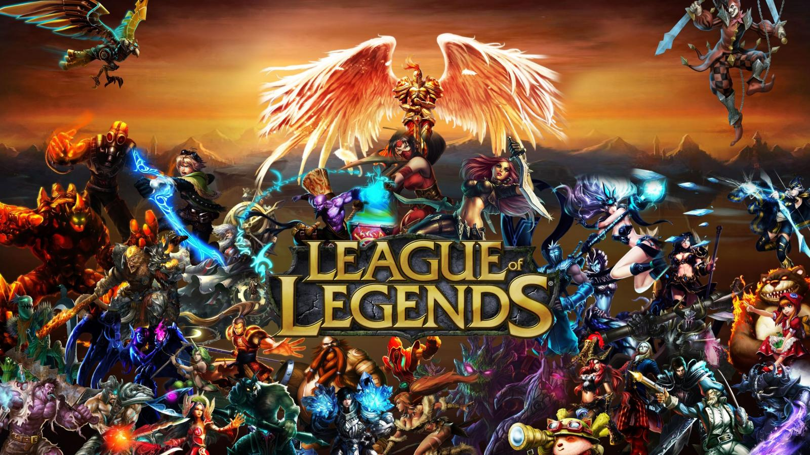 Games Coming In 2020.League Of Legends For Mobile And Consoles Is Coming In 2020