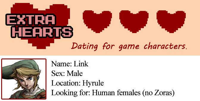 Extra Hearts: Link