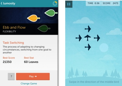 With 60M members using its brain-training app, Lumosity finally