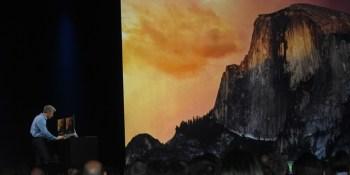 Apple's OS X Yosemite embraces encryption