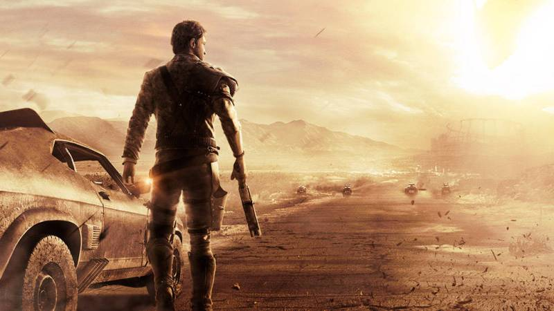 Mad Max was part of last year's E3, but it didn't show up anywhere this time around.