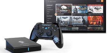 The microconsole lives as OnLive and Mad Catz team up on Mojo