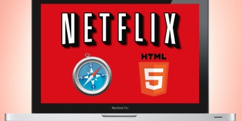 Netflix is slowly killing off Silverlight & switching to HTML5, with Safari support starting today