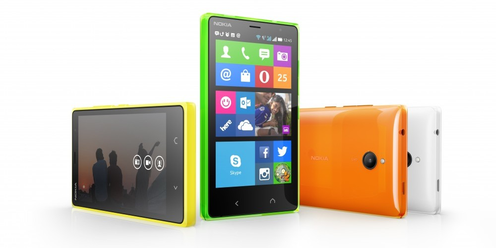 No Android for Microsoft: Nokia X Android phones will move ...