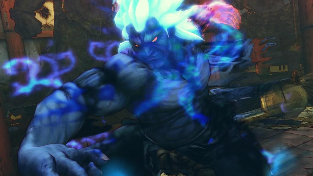 Street Fighter IV Oni