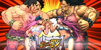 From pixels to polygons: Ultra Street Fighter IV edition