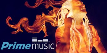 Amazon says Prime Music is a hit: Users streamed 'tens of millions of songs' in one week