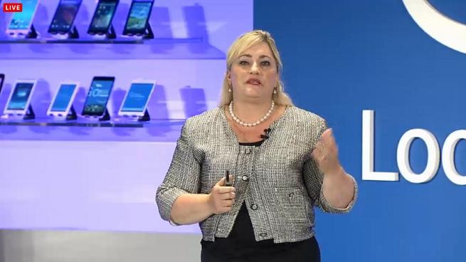 Intel President Renee James