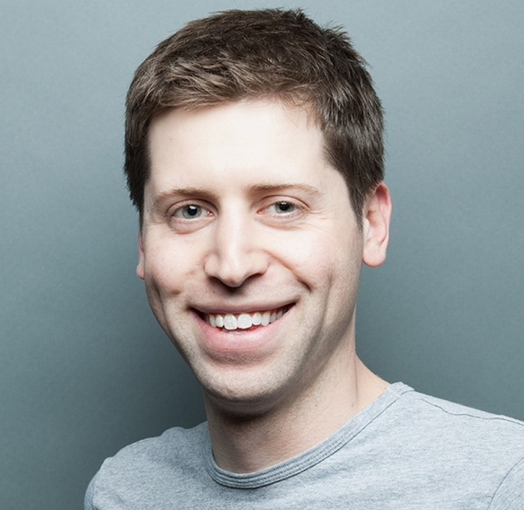 YCombinator president Sam Altman.