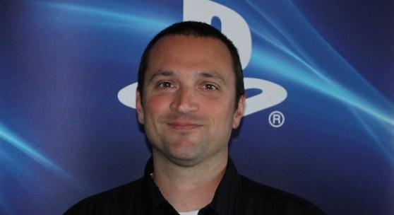Scott Rohde of Sony.