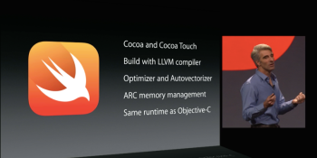 Apple announces 'Swift,' a new programming language for OS X & iOS