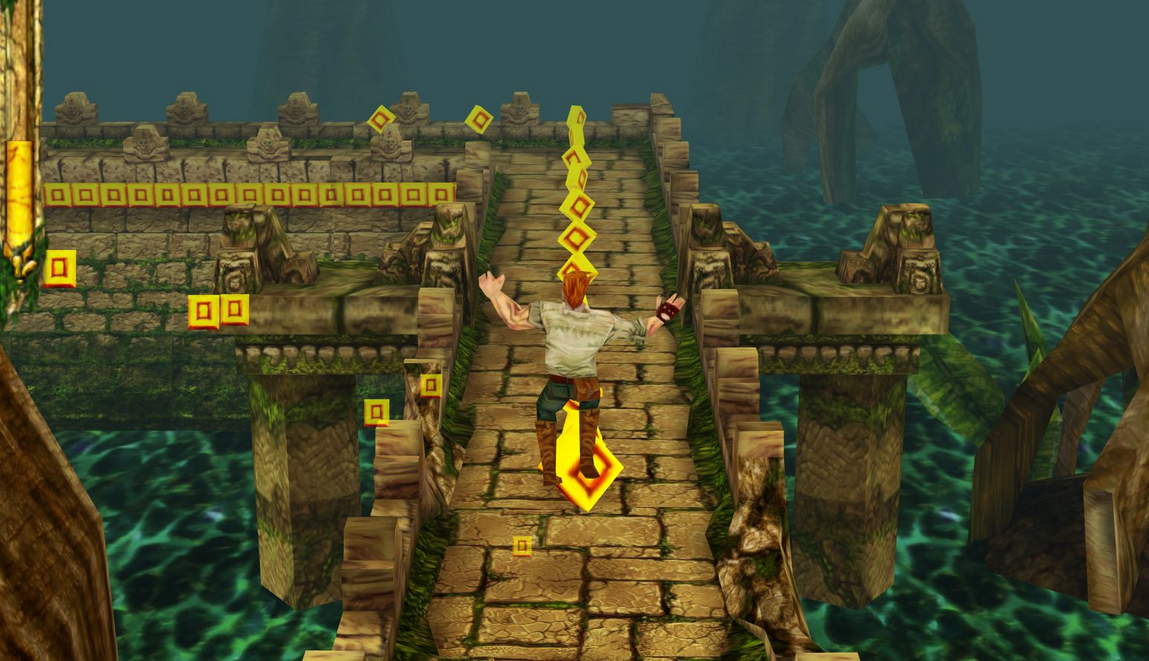 Temple Run crosses a billion downloads  But will it become a global