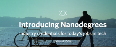 AT&T and Udacity partner to create the 'nanodegree,' a new