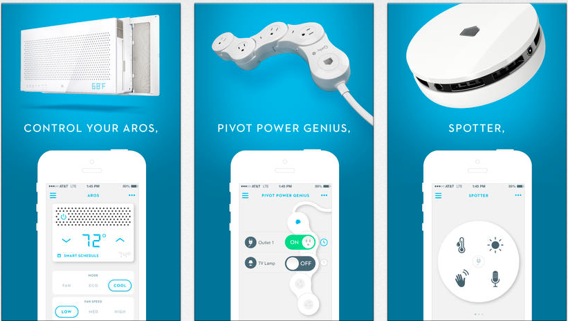 quirky GE Wink devices