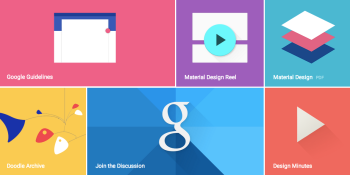 Google reveals its next generation 'Material' design language — and it looks a lot like Windows and iOS