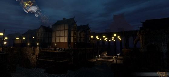 Shroud of the Avatar's Ardoris town
