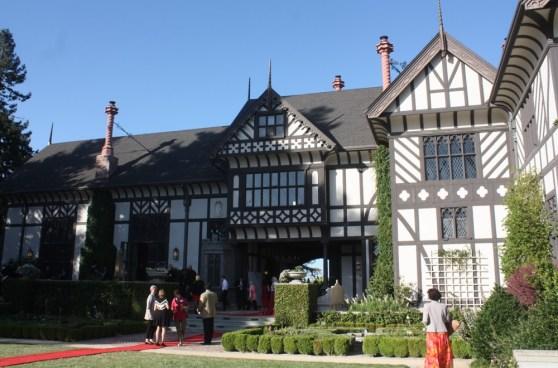 Kelly Porter's home in Los Altos Hills.