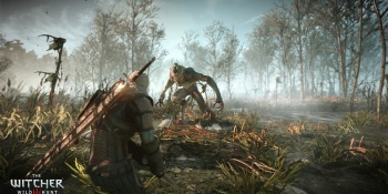 A speedrun of The Witcher 3: Wild Hunt takes 25 hours