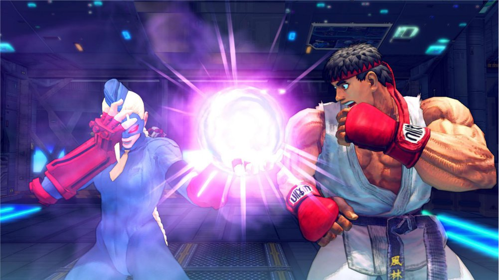 Ultra Street Fighter IV Decapre
