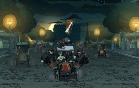 Valiant Hearts - Reckless driving