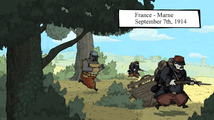 Valiant Hearts - 1