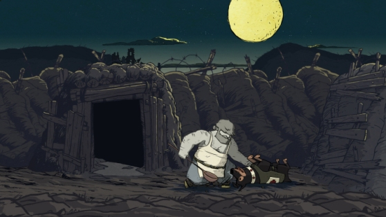 Valiant Hearts - dog