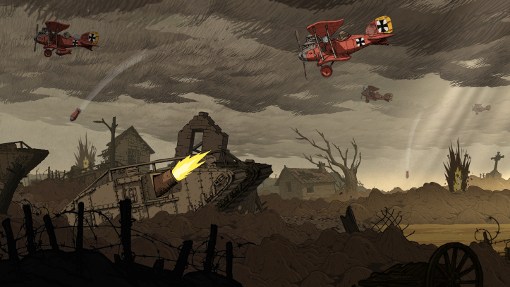 Valiant Hearts - 2