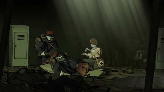 Valiant Hearts - 5