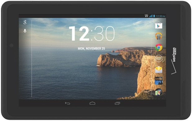 Verizon's budget Ellipsis tablet is powered by Altair's cheap LTE chip.