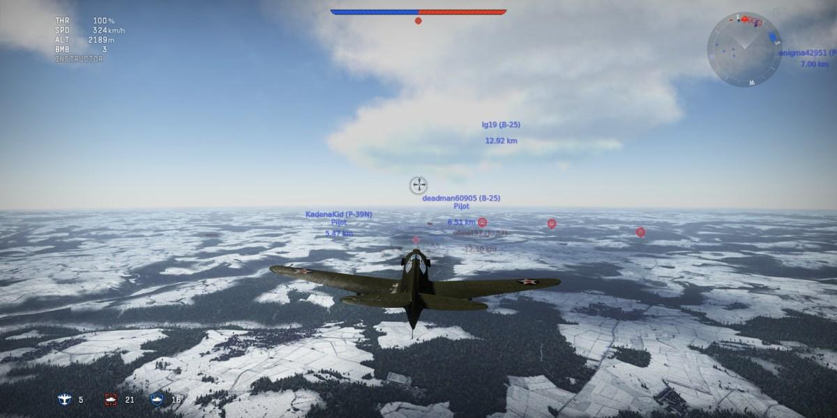War Thunder Take Off