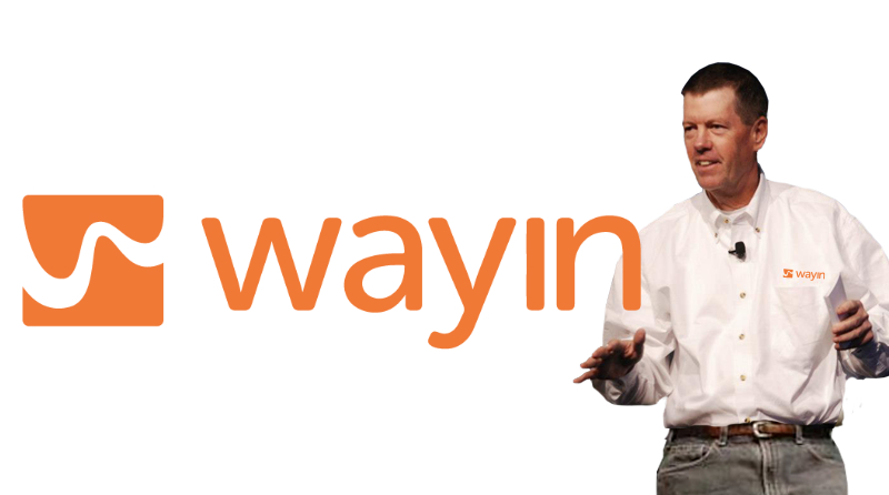 Wayin is the brainchild of Sun Microsystems co-founder and ex-CEO Scott McNealy.