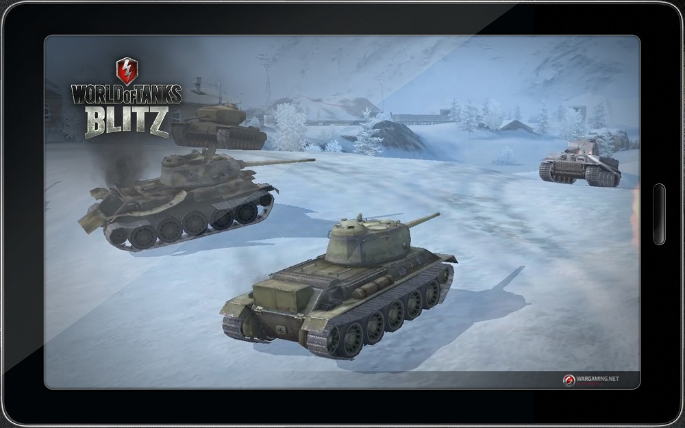 Wargaming sets a date for World of Tanks' mobile invasion