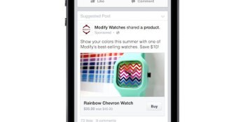 Facebook may make its ads shoppable: Meet the 'Buy' button