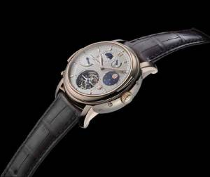 Wristwatches can cost anywhere from $5 to more than $5 million. This one, from Vecheron Constantin sells for $1.3 million.