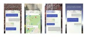 goTenna app